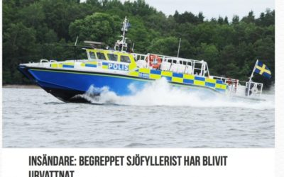 """Insändare Praktiskt Båtägande/livetombord.se augusti 2016 av """"Alltom02"""" och Göran Gabrielsson."""