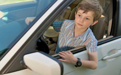 Nioåring stoppades i nykterhetskontroll – fick köra vidare!