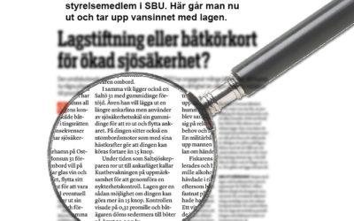 SBU tar upp promillekampen igen, tillfälligt?