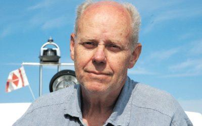 Ulf Hallström, f.d chef för sjöräddning Sjöfartsverket