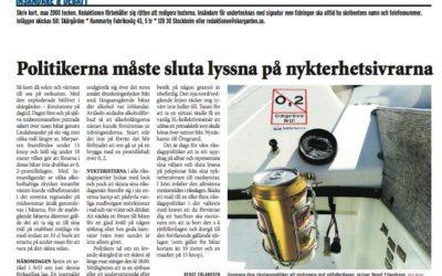 Tidningen Skärgården juni 2015