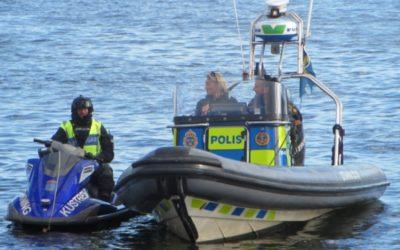 """SSD representerar 700 000 aktiva båtmänniskor. """"Två polismyndigheter?!"""" Polisförbundet """"gynnar inte medborgarna""""!"""